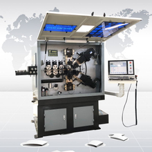 CK660 six-axis CNC spring forming machine